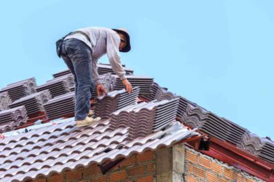 krycie dachu papą