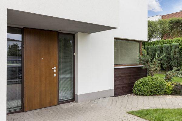 antywłamaniowe drzwi wejściowe